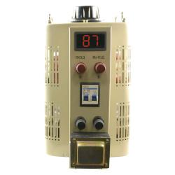 Лабораторный автотрансформатор Энергия ЛАТР однофазный TDGC2-10 / E0102-0007